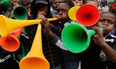 Vuvuzelas e a Copa da ignorância…