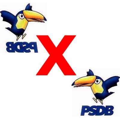 PSDB x PSDB : Quem perde? Você!