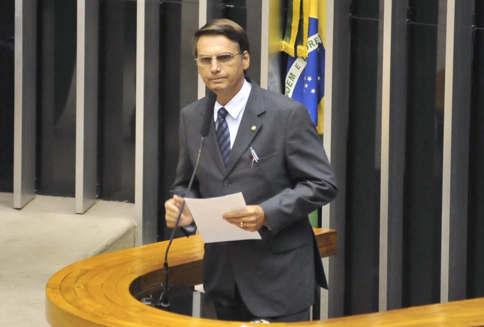 Bolsonaro não é pior que o CQC