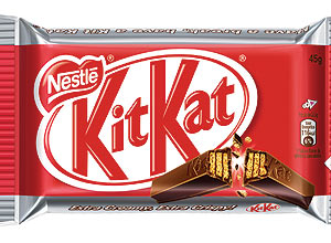 Kit Kat está de volta!