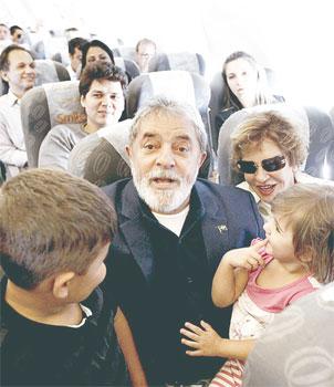 folha revela que Lula não é José Erra