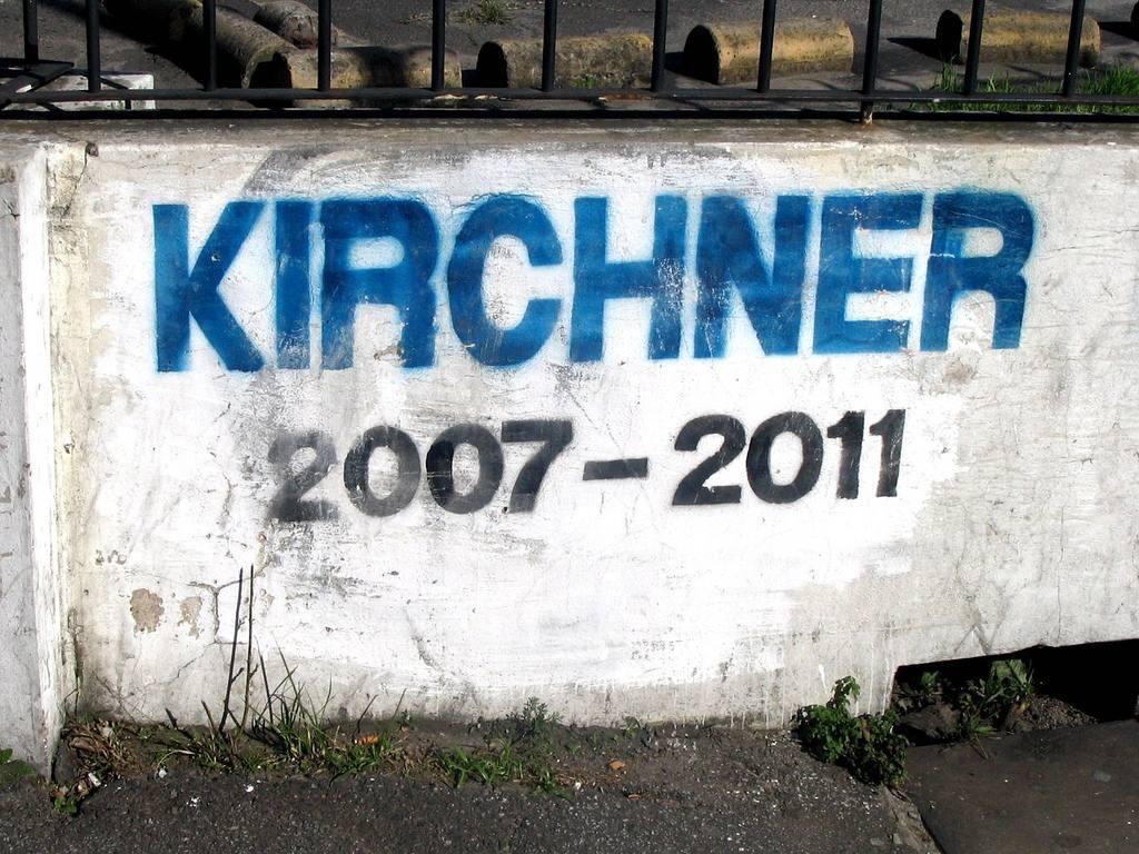 Cristina Kirchner e a volta dos que não foram