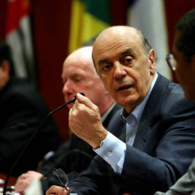 José Serra segue ignorado. Mas sem lamúrias!