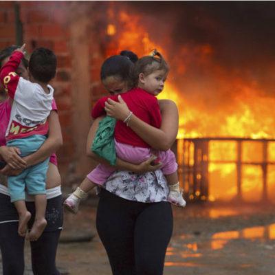 A crise Pinheirinho.