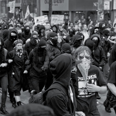 Os Black Bloc: nem vândalos, nem revolucionários
