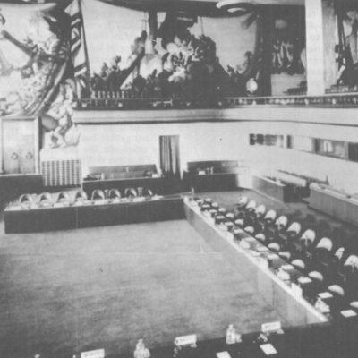 A ONU continua a mesma. Só que não.