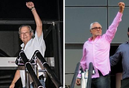 Braço Erguido e Vaquinha são afirmações democráticas