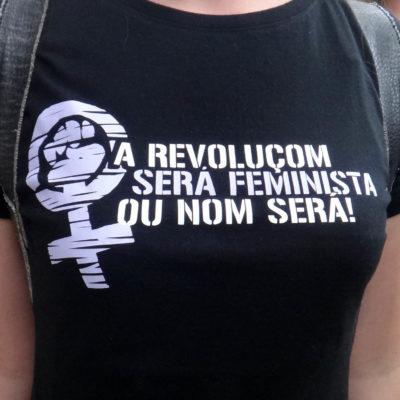 Voto em mulher, sim senhora.
