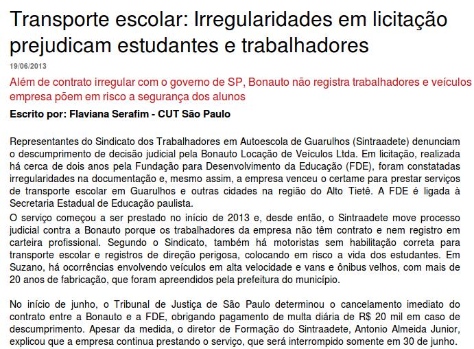 Quem é Fernando Pádula?
