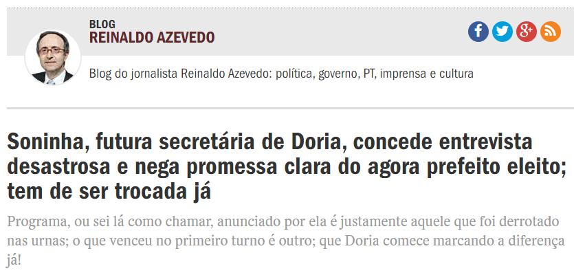 {{não acredite em mim - argh, Reinaldo Azevedo}}