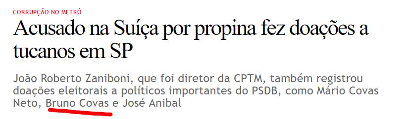 {{não acredite em mim - Rede Brasil Atual}}