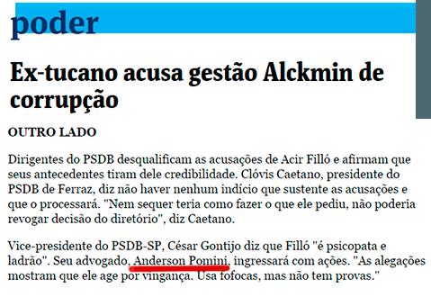 Conheça a Ficha Corrida do Secretariado de João Dória