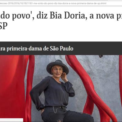João Dória ganha eleição e acha pouco. Quer ganhar processos também.