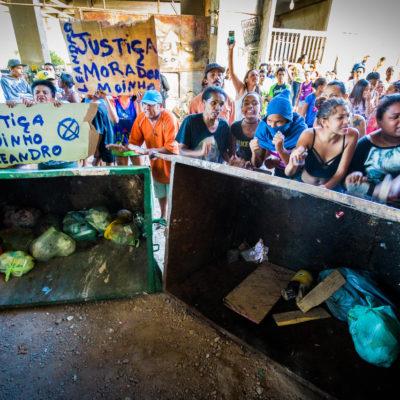 Jovem torturado e morto na favela do Moinho é vítima da guerra às drogas
