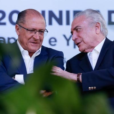Alckmin e a imprensa: quando o culpado é tratado como herói