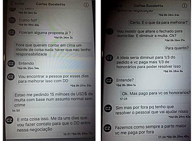 Tacla Durán acusa Sérgio Moro