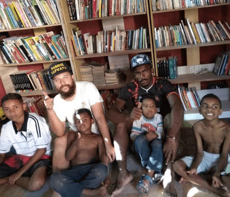Cecran: ocupando o morro da kibon com educação e cidadania
