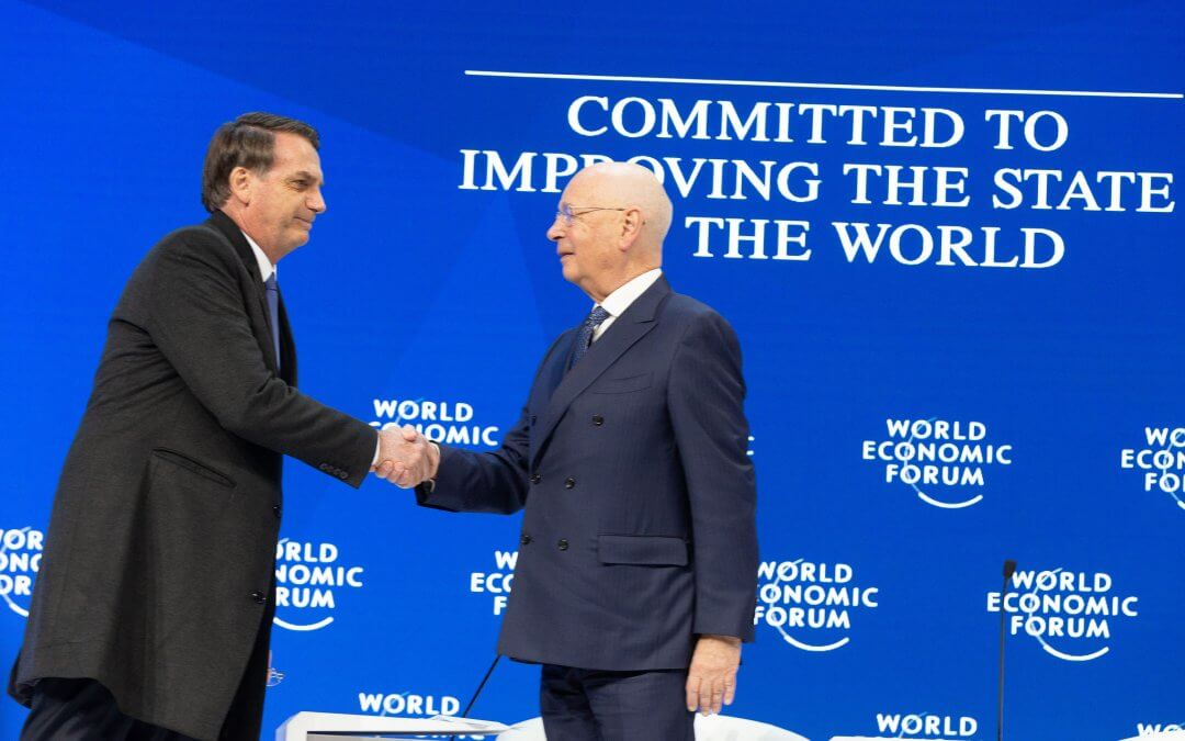 Bolsonaro em Davos: Vergonha mundial