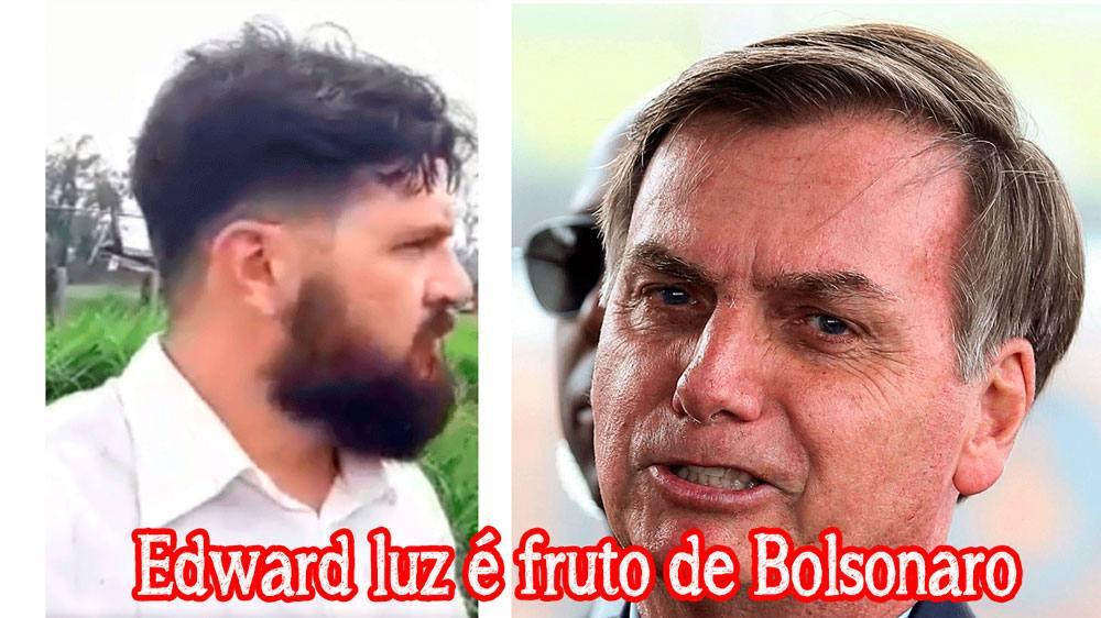 Novo vídeo – Edward Luz e a imprensa