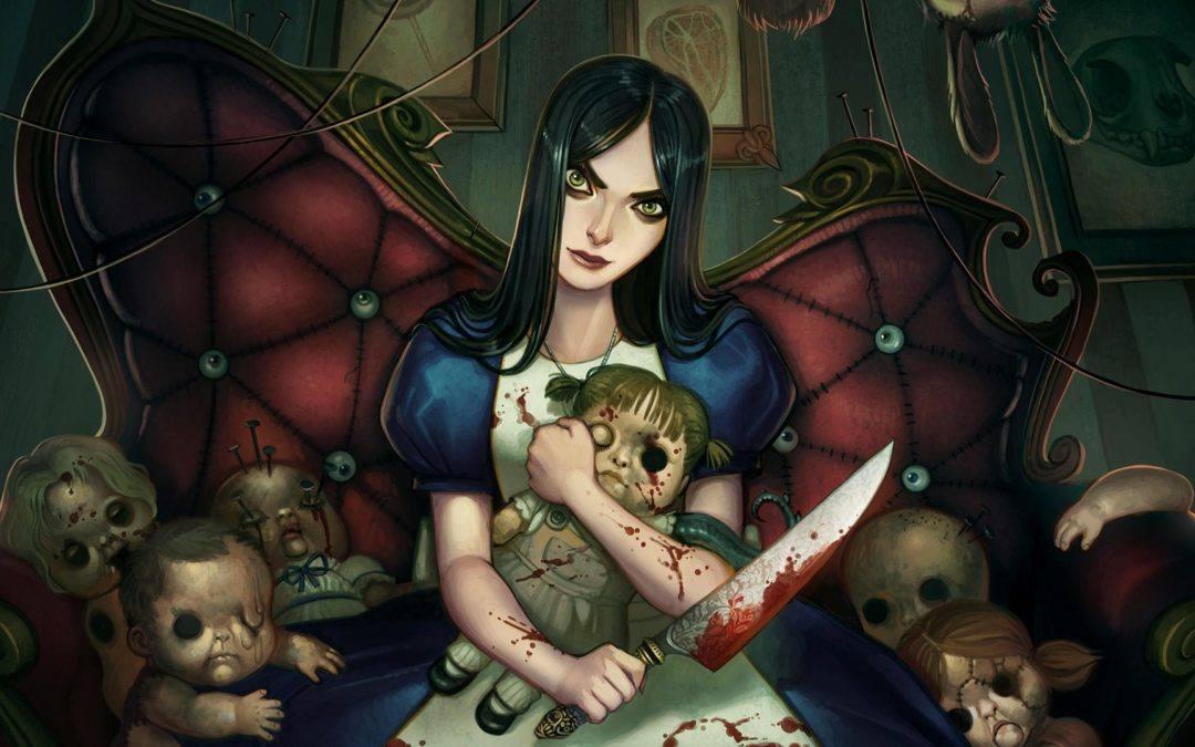 Alice no País da Cloroquina